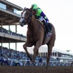 Good Magic Breaks Through in Juvenile, Bolt d'Oro Third