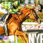 Top Win Contenders in Man o' War Stakes