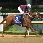 Gun Runner Powers to a Dominant Win in the Stephen Foster