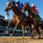 Malathaat Outlasts Search Results in Kentucky Oaks Thriller