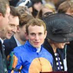 Ryan Moore Honored as Longines World's Best Jockey