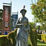 Visiting Santa Anita's Gardens of Delight
